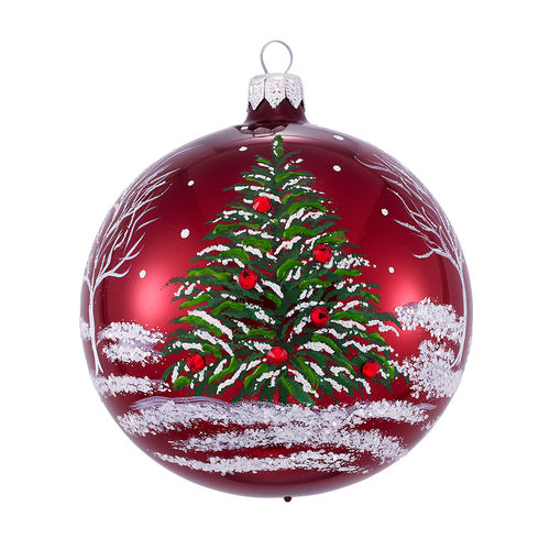 World\u2019s Best Ciocia Polish Christmas Ornament